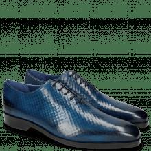 Oxford schoenen Lewis 37 Fence Print Shock