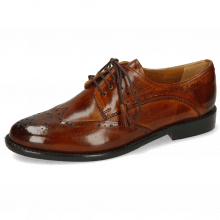 Derby schoenen Selina 41 Wood Lining Rich Tan
