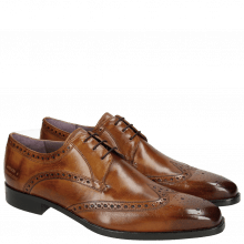 Derby schoenen Lance 2 Crust Tan HRS