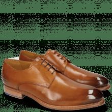 Derby schoenen Lionel 3 Tan