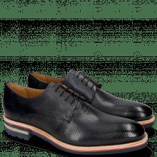 Derby schoenen Tom 8 Dice Navy