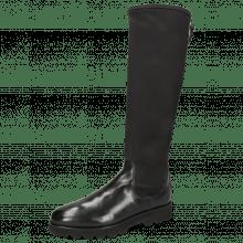Laarzen Susan 95 Imola Black Stretch