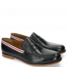 Loafers Pit 4 Navy Strap French
