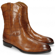 Enkellaarzen Kane 27 Turtle Wood Lining Rich Tan