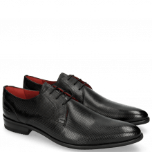 Derby schoenen Toni 1 Dice Black Modica Black