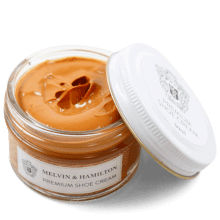 Schoenpoets Tan Girolle Cream Premium Cream Tan Girolle