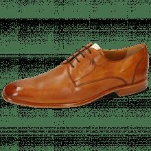 Derby schoenen Elyas 4 Imola Tan Patch