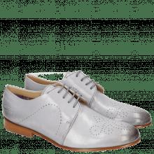 Derby schoenen Sally 1 Salerno Lila