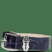 Armbanden Stark 1 Crock Electric Blue Sword Buckle