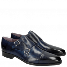 Monks Lance 1 Crust Navy HRS