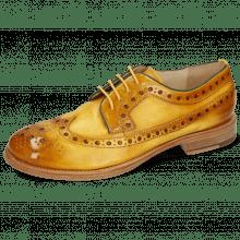 Derby schoenen Jade 2 Imola Apricot Binding