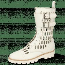 Laarzen Selina 50 Flex White Lasercut