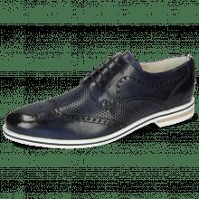 Derby schoenen Scott 2 Vegas Perfo Navy Loop French