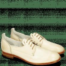 Derby schoenen Jenny 1 Nude