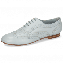 Oxford schoenen Sonia 1 Nappa Perfo Sky