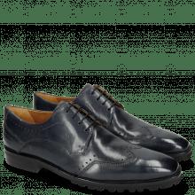Derby schoenen Emil 3 Carmen Navy Lining Foam