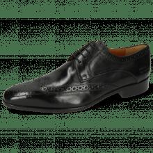 Derby schoenen Lewis 3 Imola Black Lining Rich Tan