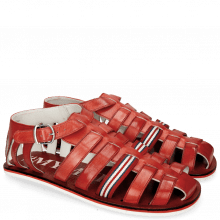 Sandalen Sam 3 Ruby Strap White