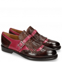 Monks Selina 2 Mogano Dark Pink