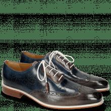 Oxford schoenen Jef 27 Grigio Helio Wine