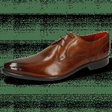 Derby schoenen Toni 1 Wood Lining Red