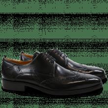 Derby schoenen Nicolas 3 Black HRS