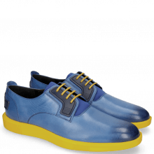 Sneakers Newton 1 Franky Electric Blue Lycra