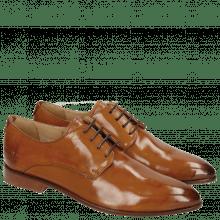 Derby schoenen Jessy 5 Tan