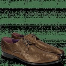 Derby schoenen Elvis 1 Fermont Bronze
