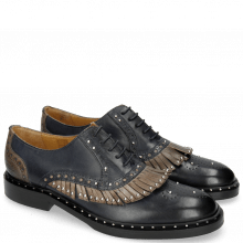 Oxford schoenen Sally 75 Rio Navy Stone