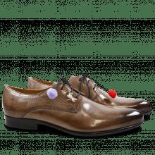 Derby schoenen Keira 1 Crust Rope HRS