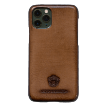 iPhone hoesje Eleven Pro Vegas Taupe Edge Shade Dark Taupe