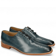 Oxford schoenen Roger 8 Glicine Washed Finishings