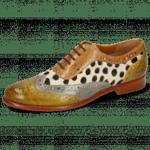 Oxford schoenen Selina 56 Vegas Olivine Digital Sand Hairon Wildcat