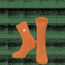 Sokken Charlie 2 Crew Socks Orange