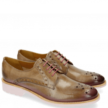 Derby schoenen Amelie 7 Oxygen Shade Lilac Rook D Lilac