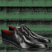 Derby schoenen Toni 1 Classic Black LS