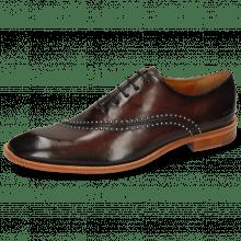 Oxford schoenen Gaston 2 Mogano Rivets