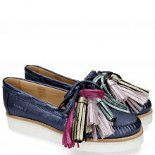 Loafers Bea 4 Sokowash Navy