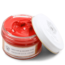 Schoenpoets Red Minimum Cream Premium Cream Red Minimum