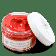 Schoenpoets Red Minimum Cream Premium Cream Red Minimum
