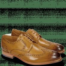 Derby schoenen Lionel 4 Sabbia