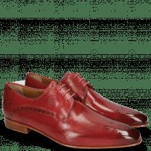 Derby schoenen Kris 2 Ruby