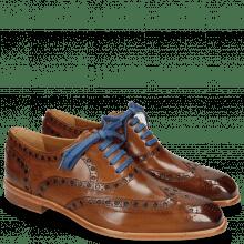 Oxford schoenen Jacob 1 Washed Wood