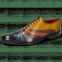 Oxford schoenen Toni 43 Multicolore Indy Yellow