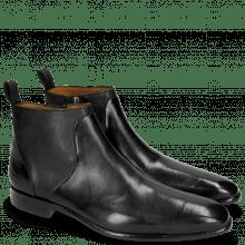 Enkellaarzen Lance 51  Black Nappa Glove