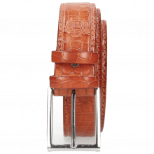 Riemen Larry 1 Crock Winter Orange Classic Buckle