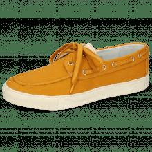 Bootschoenen Adrian 8  Canvas Orange Natural