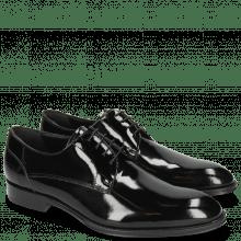 Derby schoenen Kane 2 Patent Black