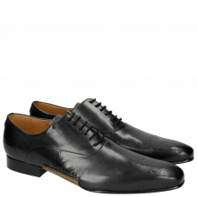Oxford schoenen Ethan 23 Black Opanka
